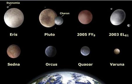 Pluto was a lie