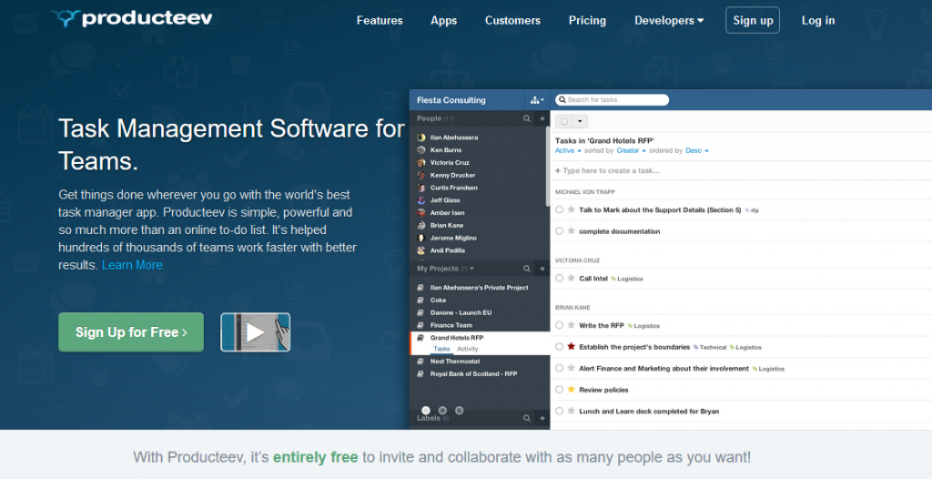 Task Management Software for Small Business