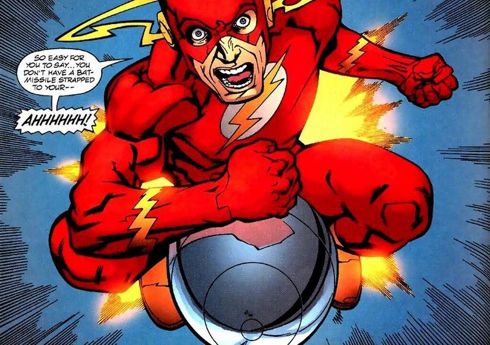 The Flash Basics
