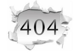 404- Brain not found