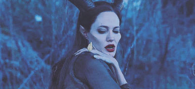 Maleficent gets her wings torn off by the guy she loves