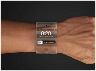 transparent-iWatch