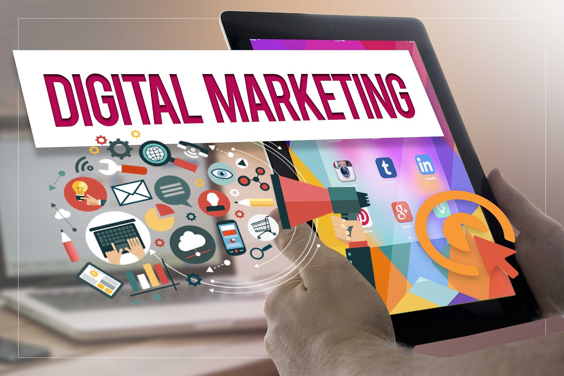 Cloud-Based Digital Marketing Software