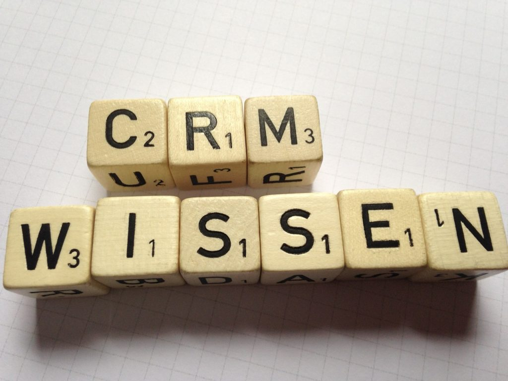 CRM features