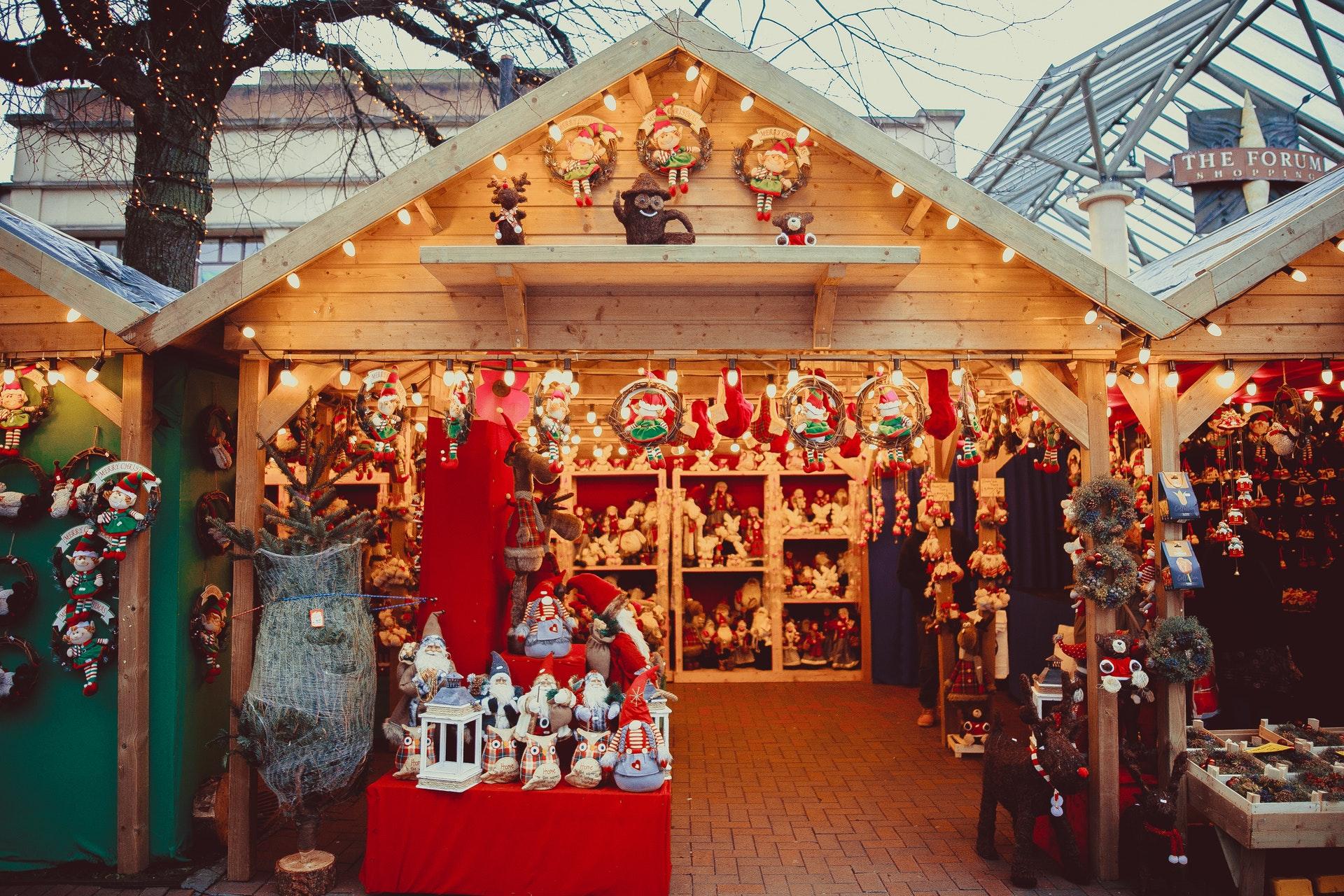 boost sales christmas season