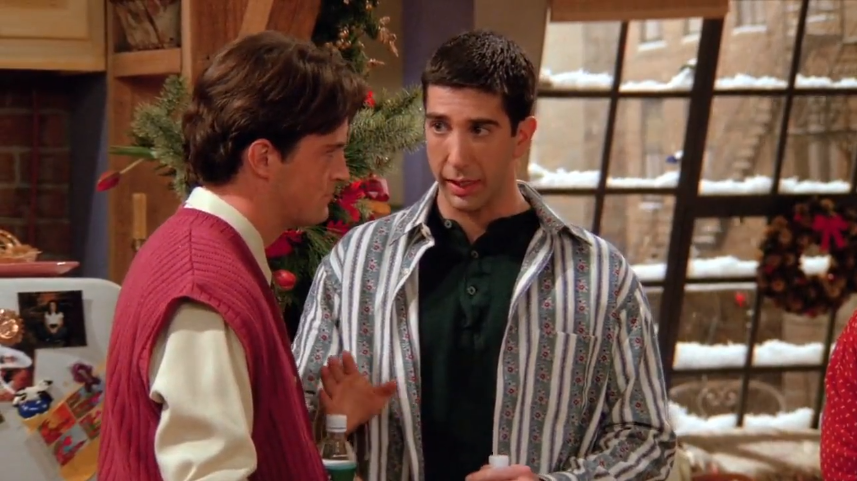 friends the one with the monkey season01E10